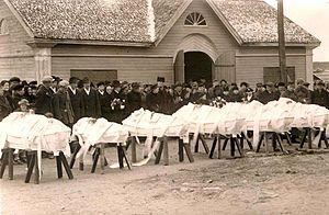 Axe murder - Image: Huittinen axe murder victims