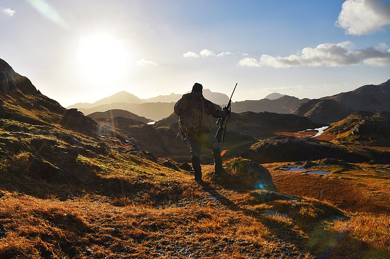 File:Hunting caribou in Adak, Alaska (30550465704).jpg