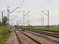Hureczko, hlavní trať k Przemysli.jpg