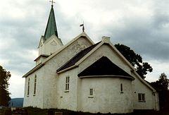 hurum kirke klokkarstua