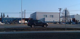Fairbanks North Star Borough School District - Hutchison High School.