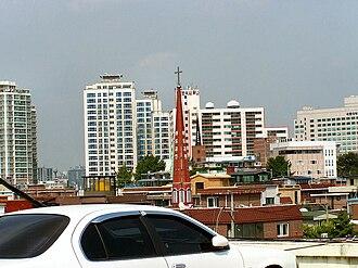 Hwayang-dong - Image: Hwayangdong