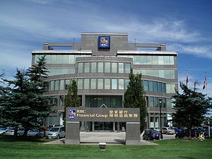 RBC Branch HWY 404 & HWY 7 260 East Beaver Cre...