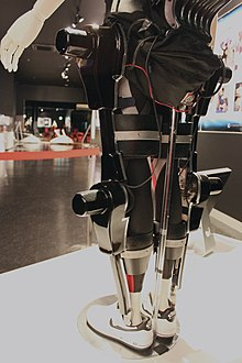 hybrid assistive limb A comparison between the exoskeleton hybrid assistive limb and conventional gait training early after stroke (hal-rct.
