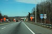 I-26 US74 West Sign - MM30 (41495523625).jpg