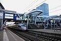 ICE German train at Arnhem Central station at 16 Januari 2015 - panoramio.jpg