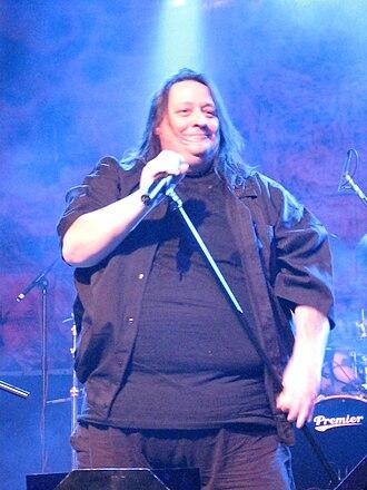 Jon Oliva - Oliva in 2007