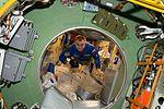 ISS-48 Alexey Ovchinin floats through the Zarya module.jpg