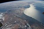 ISS-55 Nile River delta, Egypt.jpg
