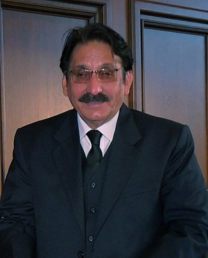 Iftikhar Muhammad Chaudhry, Chief Justice of t...