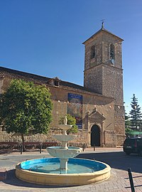 Iglesia de Nuestra Señora de la Asunción, Santa María de los Llanos 01.jpg