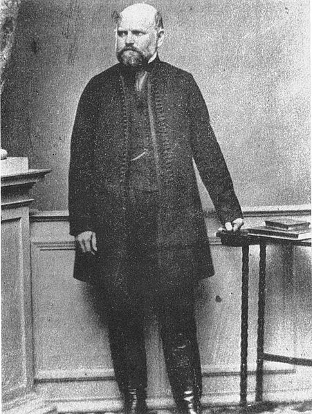 File:Ignaz Semmelweis 1863 last image.jpg