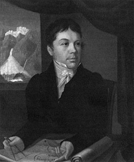 Ignaz Venetz Swiss glaciologist