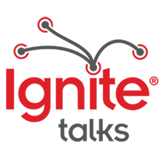 Ignite (event) - Ignite Talks logo