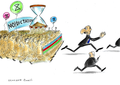 Ilham Aliyev runs from crowd.png