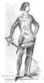 Illustrirte Zeitung (1843) 05 013 2 Geffroy in der Rolle des Otbert.PNG