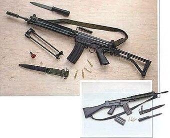 Service rifle | Military Wiki | FANDOM powered by Wikia