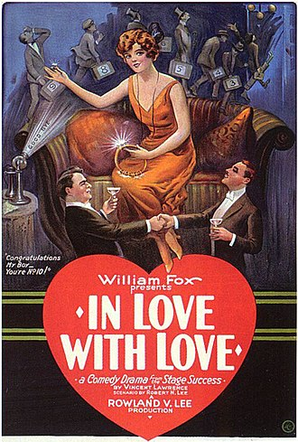 In Love with Love (film) - Film poster