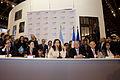 Inauguró el Salón del Libro de París 2014 (13296388485).jpg