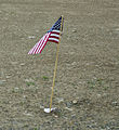Independence Day roadside flag - Bozeman Montana - 2013-07-07 (9318383520).jpg