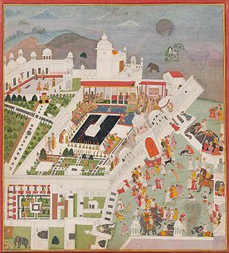 Kota, Rajasthan - Diwali celebrations at medieval Kotah