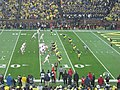 Indiana vs. Michigan football 2013 09 (Indiana on offense).jpg