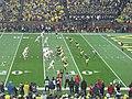 Indiana vs. Michigan football 2013 09 (Indiana on offense).jpg