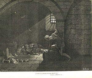 Inferno Canto 33, Gustave Dorè 2