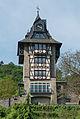 Inhabited tower of Oberwesel wall 20150514 1.jpg