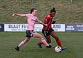 Ini-Abasi Umotong Lewes FC Women 0 Sheff Utd Women 2 24 01 2021-215 (50870244728).jpg
