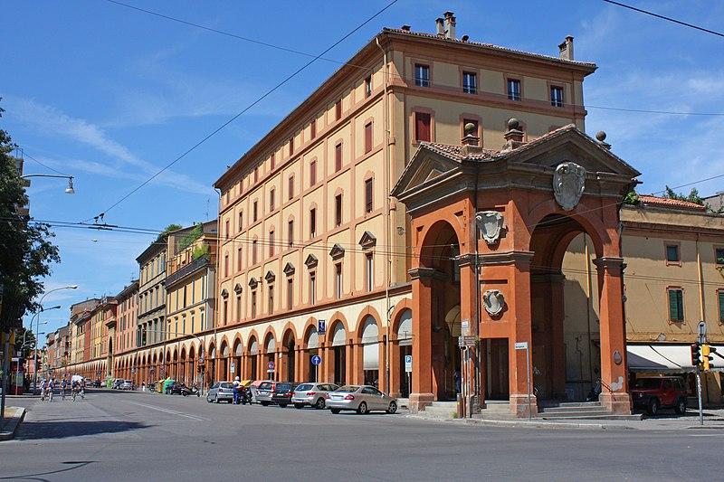 Visite Bologna, Itália.