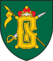 Insignia of the Lithuanian Grand Duchess Birutė uhlan Battalion.png