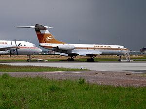 Interflug Tupolev Tu-134 DDR-SCF (cn 9350905) .JPG