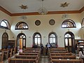 Interior of the Six-dome synagogue 05.jpg