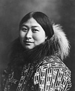 Inuit Woman 1907 Crisco edit