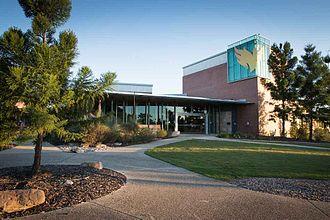 University of Southern Queensland - University of Southern Queensland, Ipswich campus.