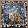 Iran, teheran, mattonella di rivestimento, 1273, 01.JPG