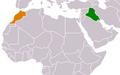 Iraq Morocco Locator.png