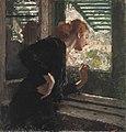 Irolli, Lady at a Window.jpg