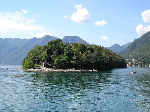 Isla de Comacina