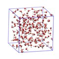 File:Isothermal-Isobaric Molecular Dynamics Simulation of Water.webm