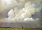 Issac Levitan, 1890 - Before the storm.jpg