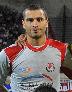 Issam Badda - Issam Badda with Fath Rabat