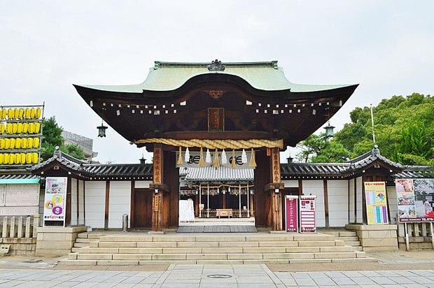 Itate-Hyozu-jinja, shinmon.jpg