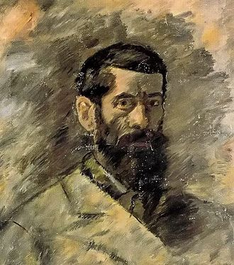 Francisco Iturrino - Image: Iturrino Selfportrait 2