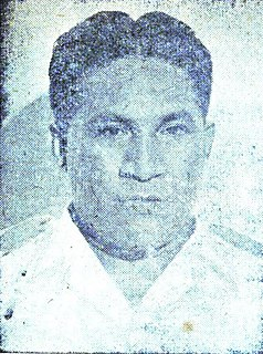 Izaak Huru Doko National Hero of Indonesia