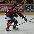 Jérémy Gailland, Lausanne Hockey Club - HC Sierre, 20.01.2010-2.jpg