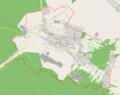 Józefów (powiat biłgorajski) location map.png