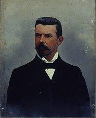 Retrato do Dr. Fernando Prestes de Albuquerque