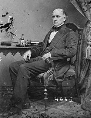 John Archibald Campbell - Judge John A. Campbell